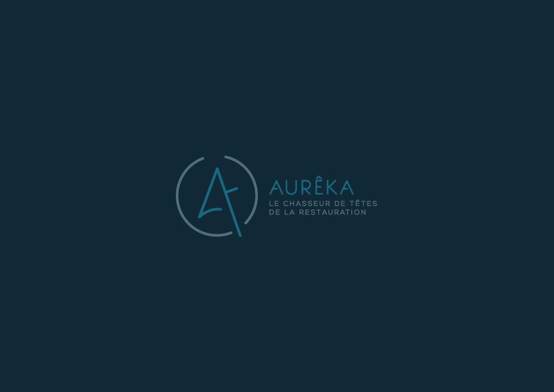 Design logo pour Aureka