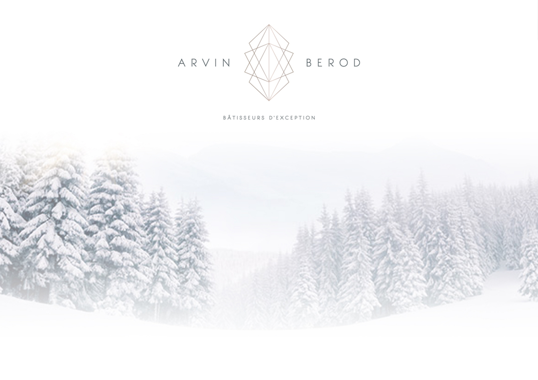Agence Takestwo : création de logo pour Arvin Bérod